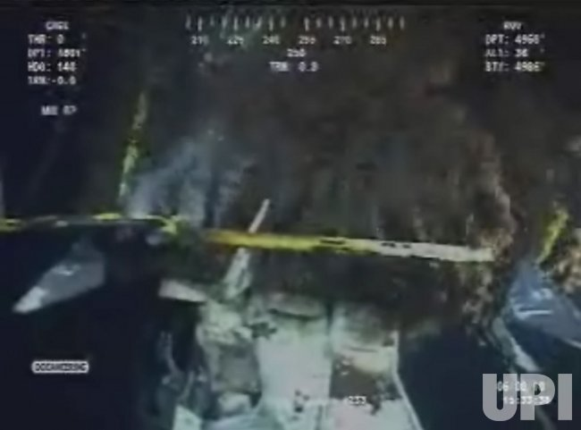 BP oil leak in the Gulf of Mexico