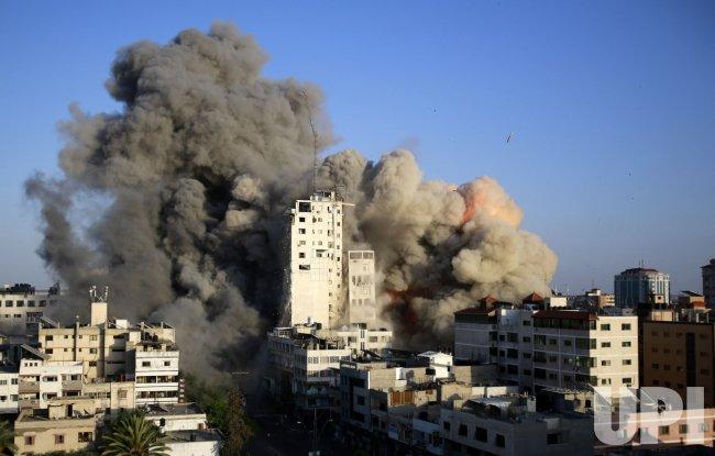 Funeral of Hamas Militants
