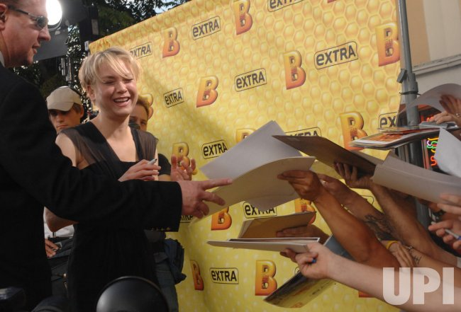 """Bee Movie"" premiere in Los Angeles"