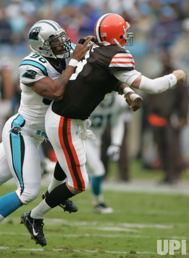 Image Result For Panthers Vs Browns
