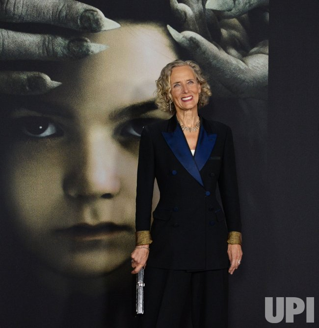 """Barbara Marten attends """"The Turning """" premiere in Los Angeles."""