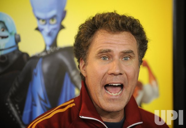 "Will Ferrell attends the premiere of the film ""Megamind"" in Los Angeles"