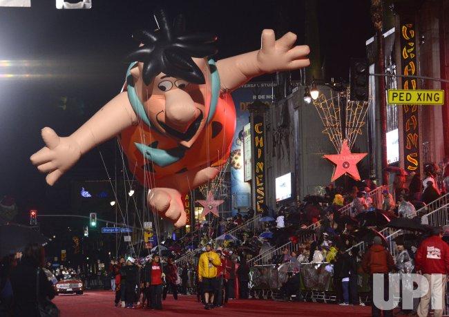 Hollywood Christmas Parade.Hollywood Christmas Parade Held In Los Angeles Upi Com