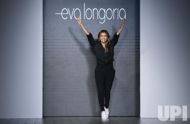 Eva Longoria at the Eva Longoria fashion show