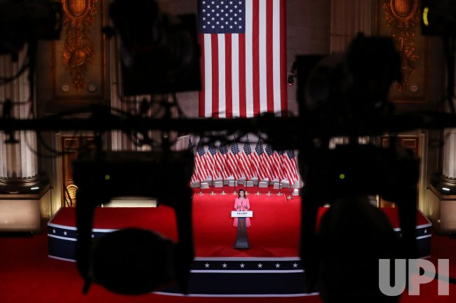 Republicans Hold Virtual 2020 National Convention in DC