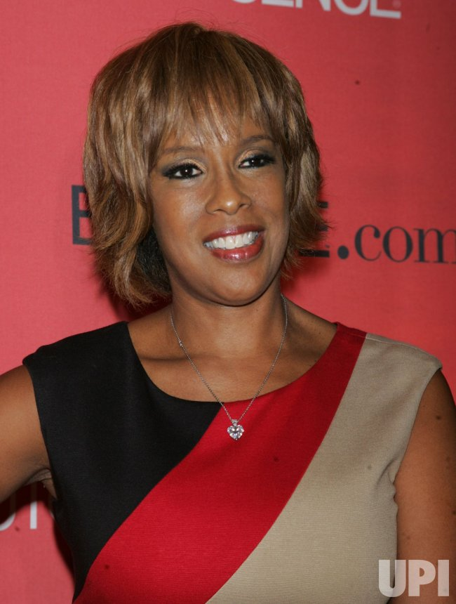 """Gayle King arrives for the Essence 40th Anniversary """"Fierce & Fabulous Awards"""" Luncehon in New York"""