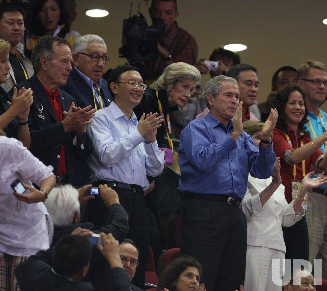 Olympic Basketball USA vs. China in Beijing