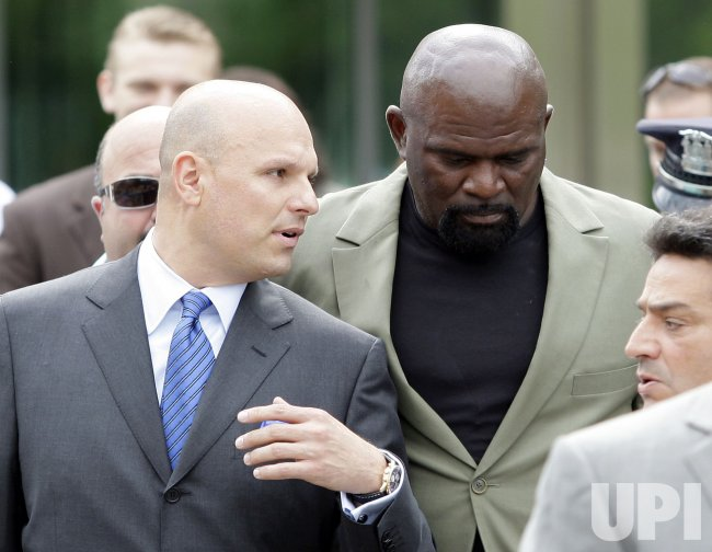 Lawrence Taylor Pleads Not Guilty to Rape Charges in New York