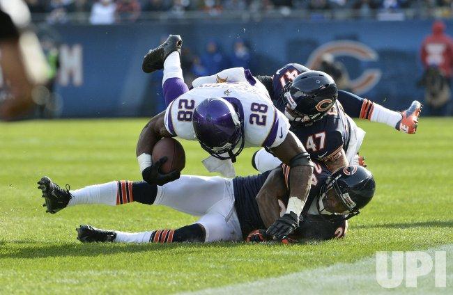 Minnesota Vikings vs. Chicago Bears