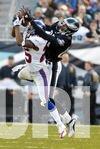 NEW YORK GIANTS AND PHILADELPHIA EAGLES IN NFL FOOTBALL