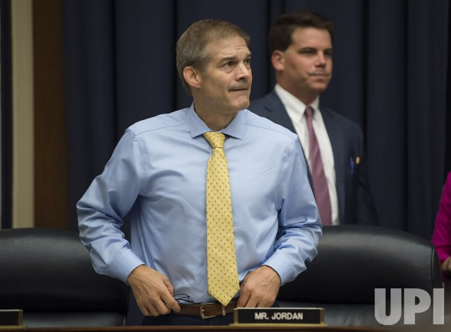 Rep. Jim Jordan on Capitol Hill