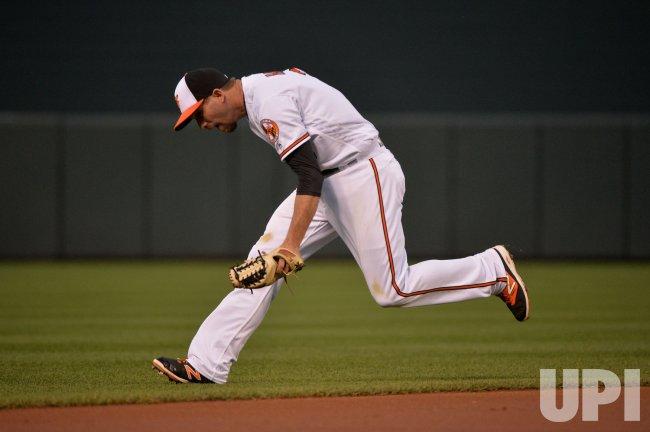 Orioles shortstop J.J. Hardy