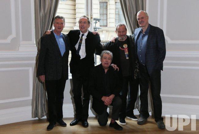 Monty Python Announces a Reunion Show in London.