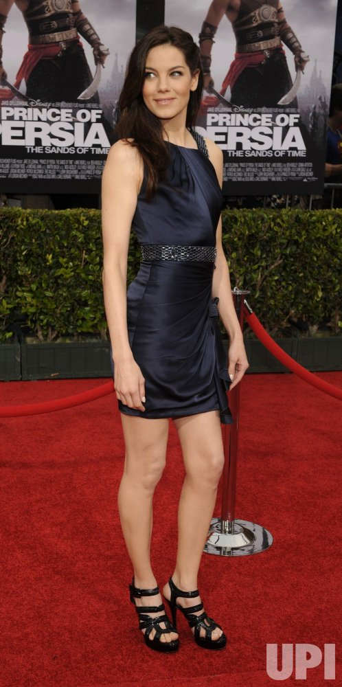 """Michelle Monaghan attends the premiere of """"Prince of Persia"""" in Los Angeles"""