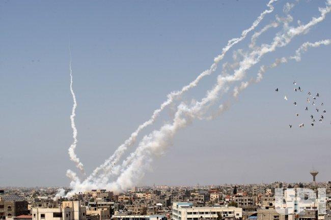 The War Between Israel And Gaza