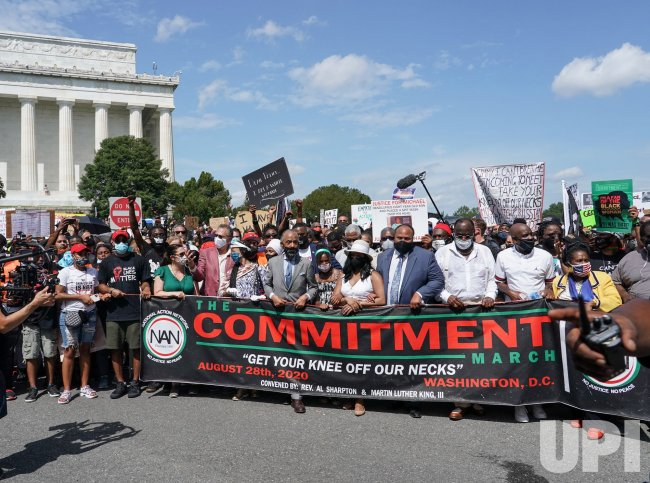 57th Anniversary of the March on Washington
