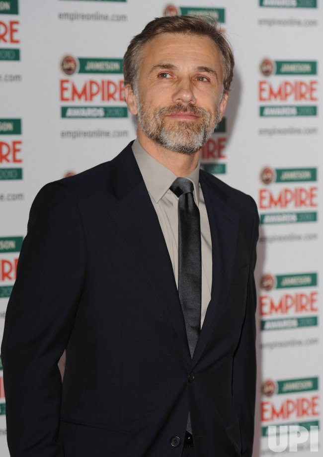 "Christoph Waltz attends ""The Empire Awards"""