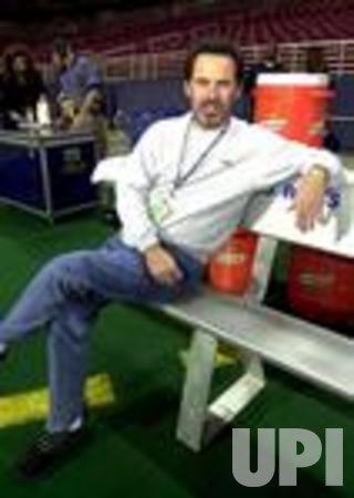 St. Louis Rams vs Tampa Bay Buccaneers football
