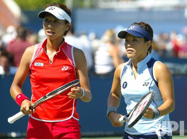 U.S. OPEN TENNIS 2004 DAY 3