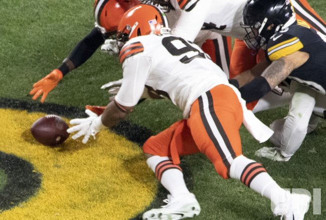 Cleveland BrownsRecover Fumble for Touchdown