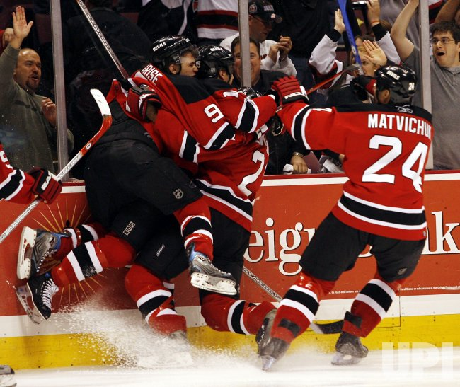 OTTAWA SENATORS VS NEW JERSEY DEVILS EASTERN CONFERENCE SEMIFINALS
