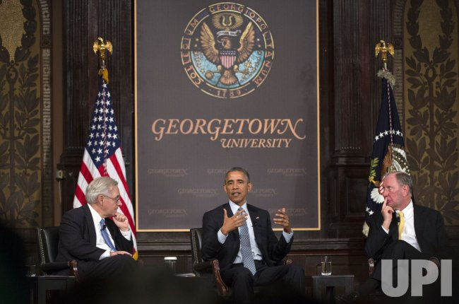 President Obama Participates in a Discussion on Overcoming ...