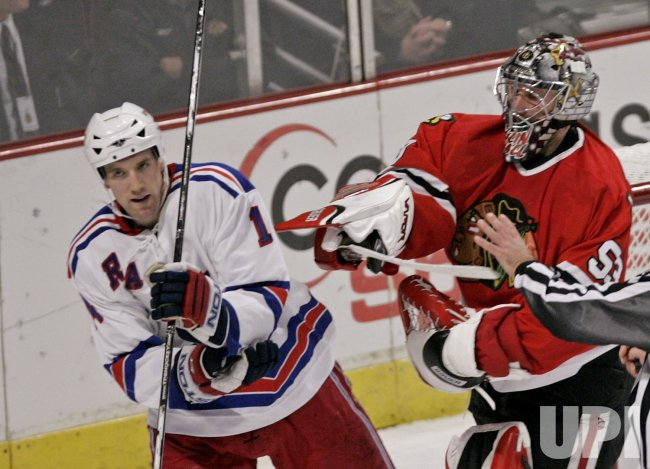 NHL NEW YORK RANGERS VS CHICAGO BLACKHAWKS