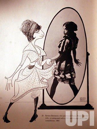 Illustrator Al Hirschfeld dies at the age of 99