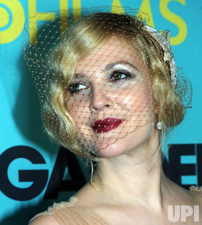 Drew Barrymore and Jessica Lange attend Grey Gardens film premiere in New York