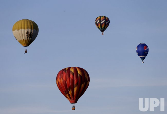 36th annual New Jersey Festival of Ballooning in New Jersey