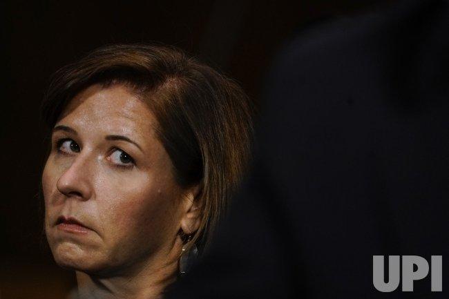 Christine Blasey Ford and Senate Judiciary Committee hearing