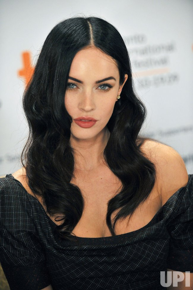 Megan Fox attends Toronto International Film Festival