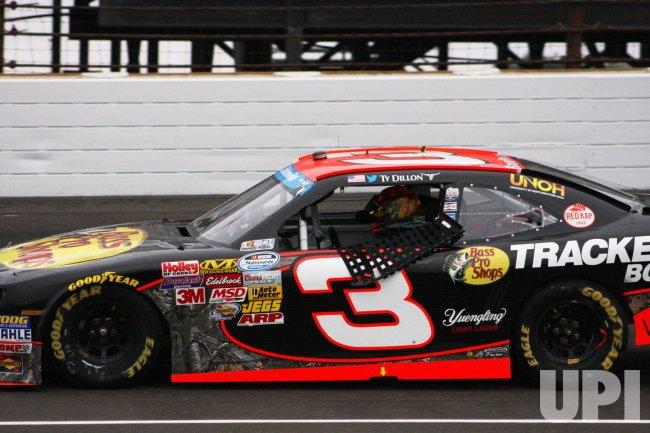 NASCAR Nationwide Lilly Diabetes 250