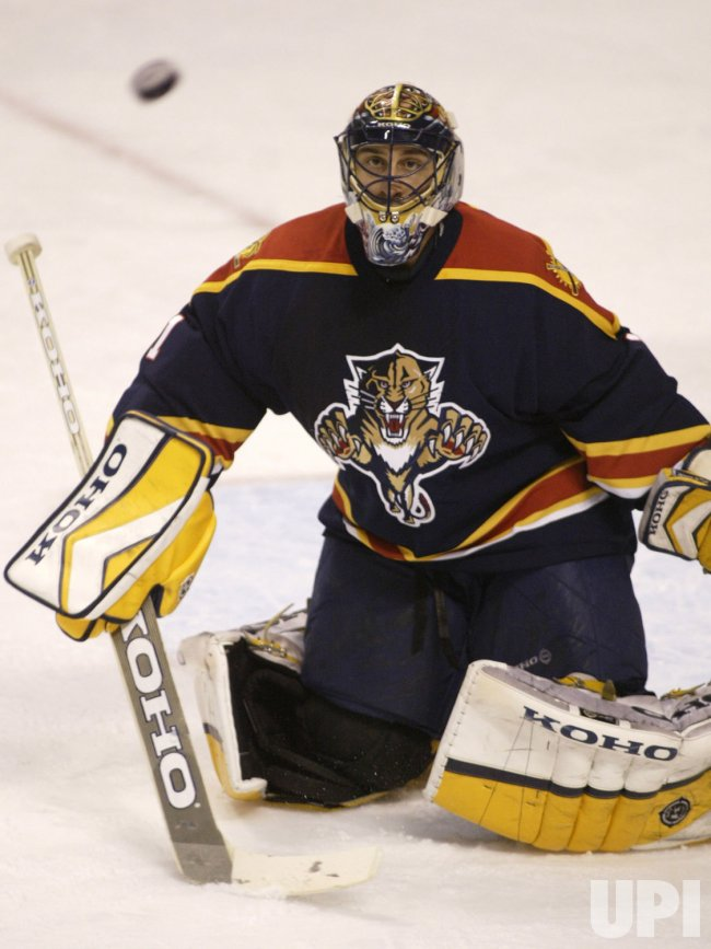 FLORIDA PANTHERS VS COLORADO AVALANCHE