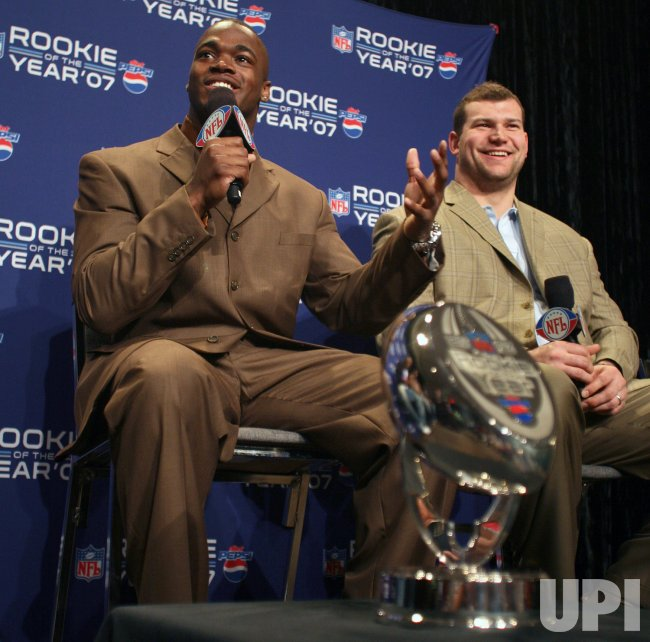 Super Bowl XLII Rookie of the Year