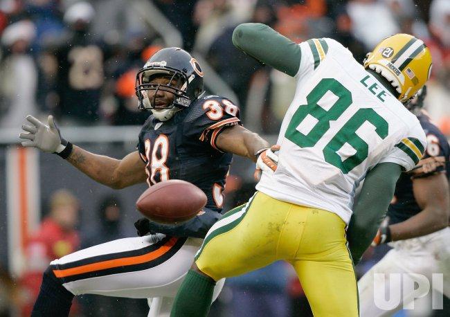 NFL Football Green Bay Packers vs. Chicago Bears