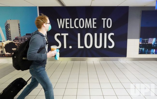 St. Louis Lambert International Airport Not Busy For Thanksgiving