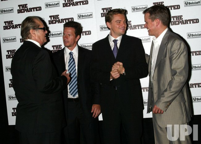 """""""THE DEPARTED"""" PREMIERE"""