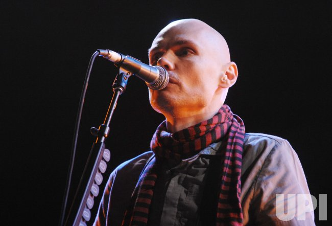 "SMASHING PUMPKINS PERFORM AT ""THE CARLING LEEDS FESTIVAL"""