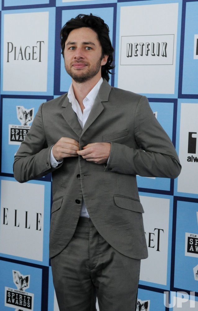 2008 Independent Spirit Awards in Santa Monica, California
