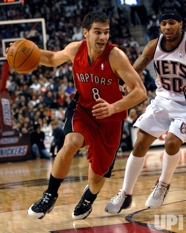 TORONTO RAPTORS VS NEW JERSEY NETS
