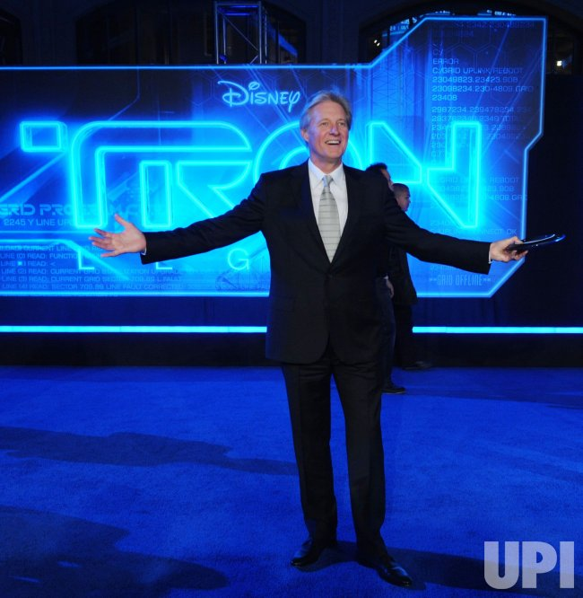 "Bruce Boxleitner attends the ""TRON: Legacy"" premiere in Los Angeles"