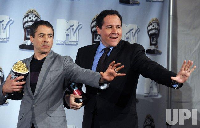 2008 MTV Movie Awards in Los Angeles