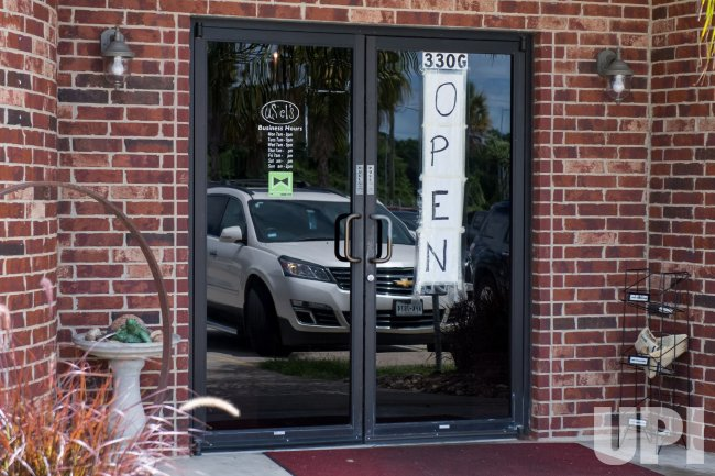Texas businesses begin to reopen to customers as the state eases COVID-19 restrictions.