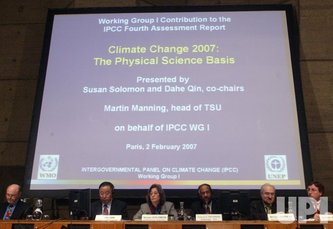 REPORT ON CLIMATE CHANGE
