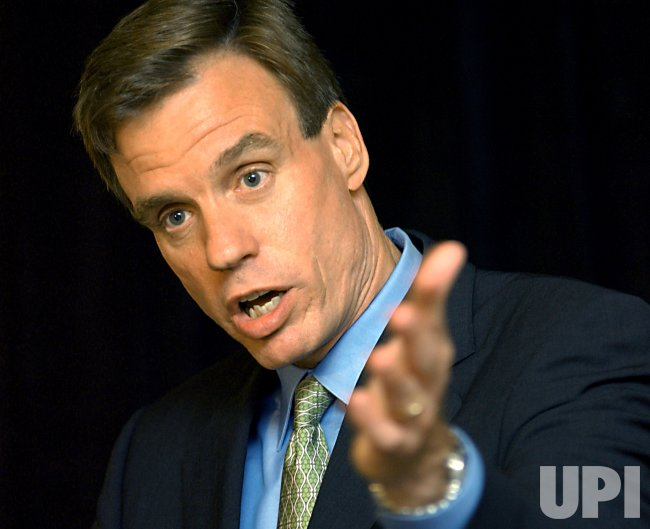 WARNER ADDRESS THE DEMOCRATIC LEADERSHIP COUNCIL