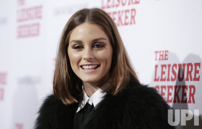 Olivia Palermo at 'The Leisure Seeker' New York Screening