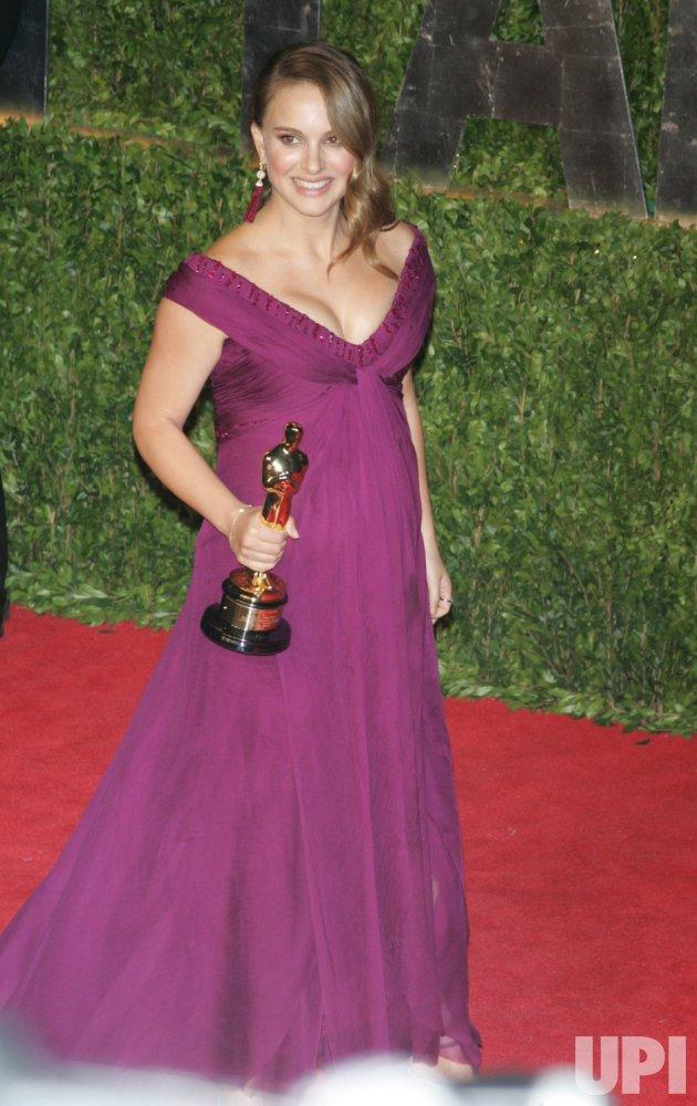 2011 Vanity Fair Oscar Party in Hollywood California