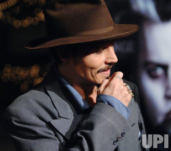 """Sweeney Todd"" specical screening in Los Angeles"
