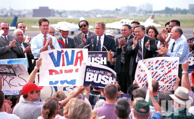 Bush in Colorado